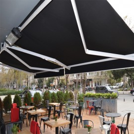 Articulated Awning System