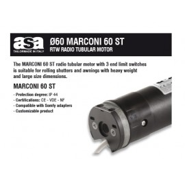 ASA- MARCONI 60 ST 120/12 G1