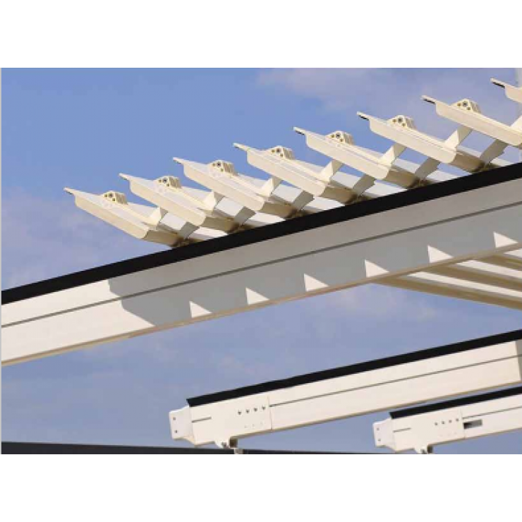 Aluminium Roof Panel (Bioclimatic Pergola)