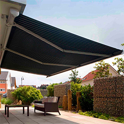 Articulated Awning Systems